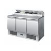 Atosa 3 Door Pizza Prep Saladette Top 1365*700*1100 380L ESL3852GR