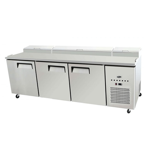 3 Door Pizza Prep Table MPF8203