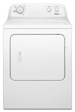 Whirlpool Atlantis Classic Dryer 3LWED4705FW