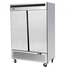 Atosa MBL8960 Medium Duty 2 Door Fridge