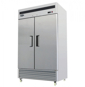 Bottom Mounted 2 Door Upright Fridge MBF8187