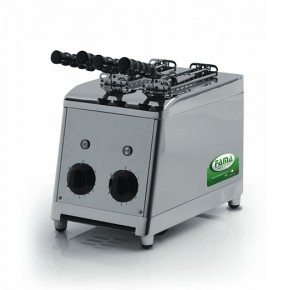 Fama MTP100 Heavy Duty 2 Slot Toaster