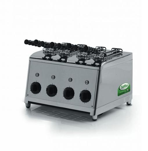 Fama MTP101 Heavy Duty 4 Slot Toaster