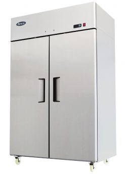 Top Mounted 2 Door Freezer MBF8114