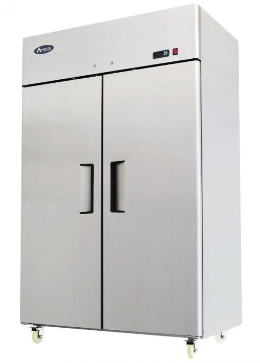 Top Mounted 2 Door Freezer MBF8114