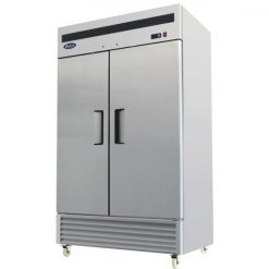 Bottom Mounted 2 Door Upright Freezer MBF8183