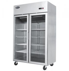 Project Type 2 Door Slim Display Freezer YCF9408