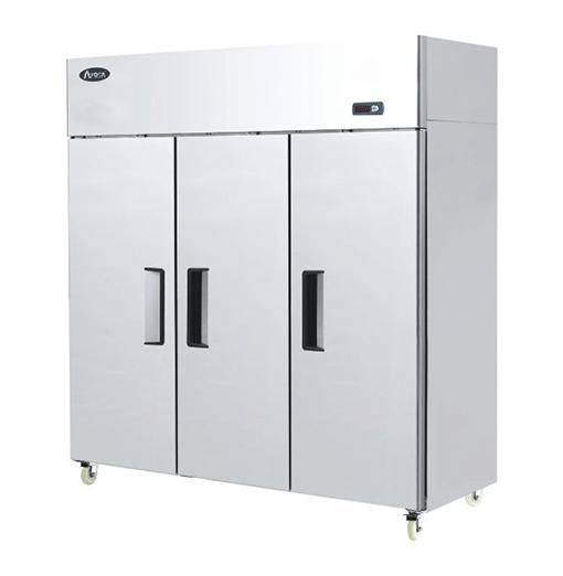 Project Type 3 Door Upright Slim Freezer YBF9242