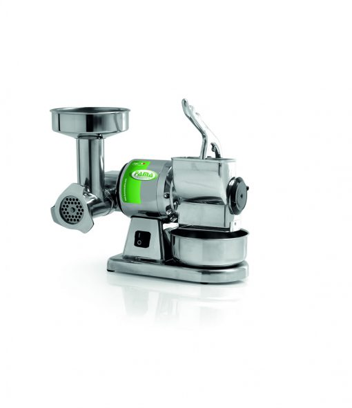 Fama FTGM126 / TG8 Meat Mincer and Parmesan Grater Combination