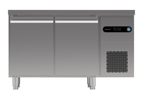 Hoshizaki Snowflake 2 Door GII Refrigerated Counter SCR-130CGRC-LR-C1