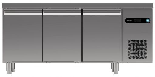 Hoshizaki Snowflake 3 Door GII Refrigerated Counter SCR-180CGRC-LRR-C1