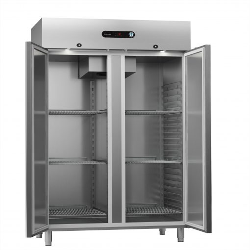 Hoshizaki Snowflake Double Door Fridge SUR-135BG-C