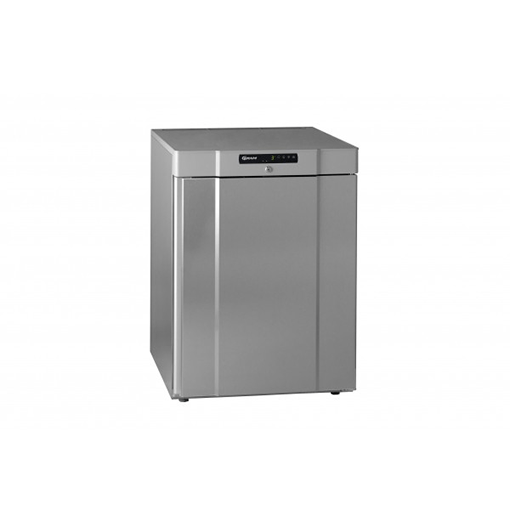 Gram Compact K210 RG Fridge Stainless Steel
