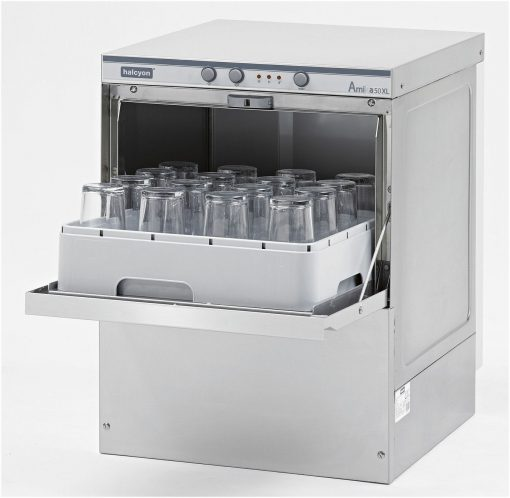 Halcyon Amika AM50XL Undercounter Glasswasher