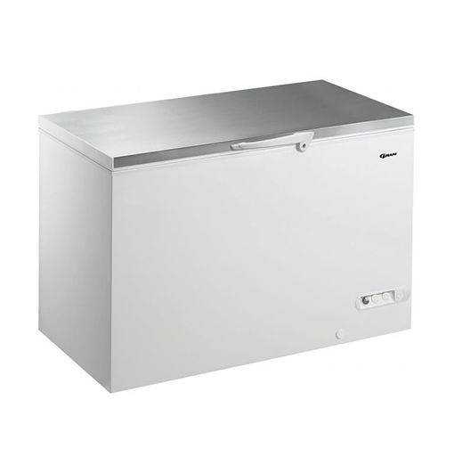 Gram CF 31S XLE Commercial Low Energy Chest Freezer
