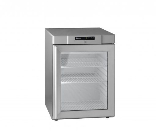 Gram COMPACT KG 210 RG 3W Glass Door Refrigerator