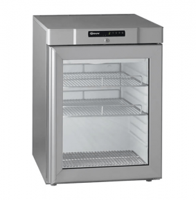 Gram COMPACT KG 210 RH 60HZ 2M Glass Door Fridge
