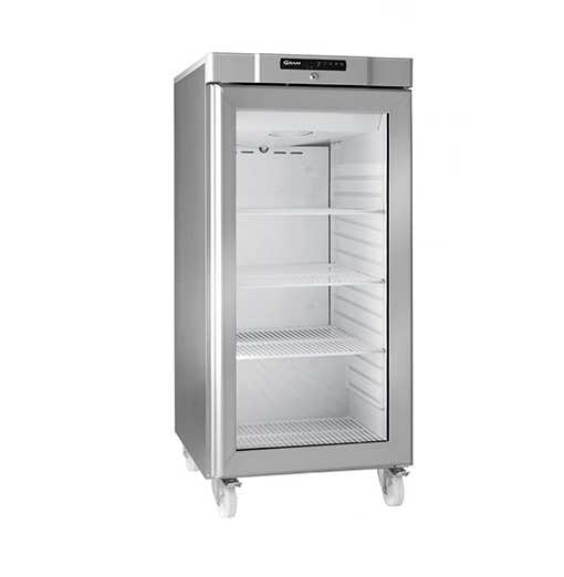 Gram COMPACT KG 310 LG C 4W Glass Door Refrigerator