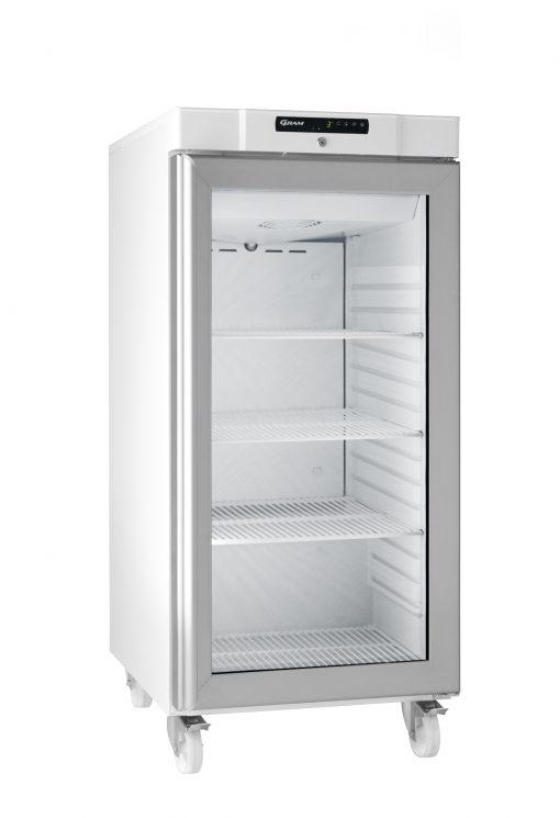 Gram COMPACT KG 310 RG C 4W Glass Door Refrigerator