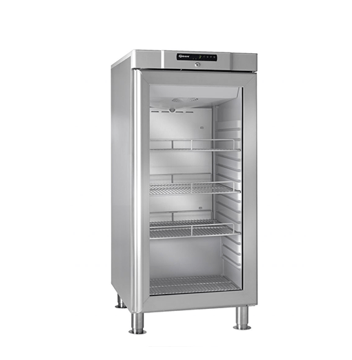 Gram COMPACT KG 310 RH 60HZ LM 3M Glass Door Fridge