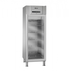 Gram COMPACT KG 610 RH 60HZ LM 5M Glass Door Fridge