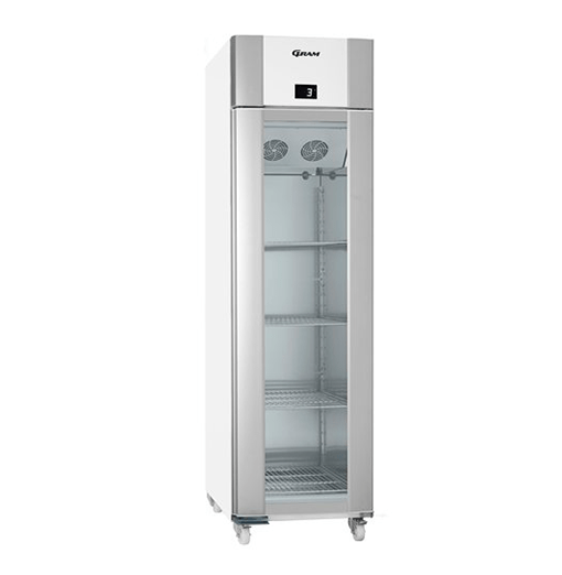 Gram ECO EURO KG 60 LAG C1 4N Glass Door Refrigerator