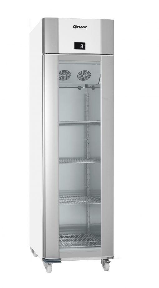 Gram ECO EURO KG 60 LCG C1 4N Glass Door Refrigerator