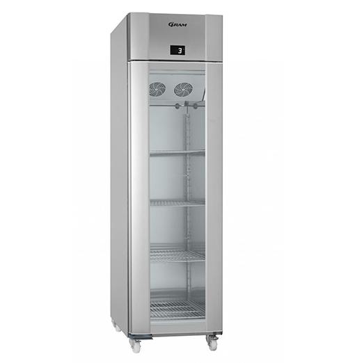 Gram ECO EURO KG 60 RAG C1 4N Glass Door Refrigerator