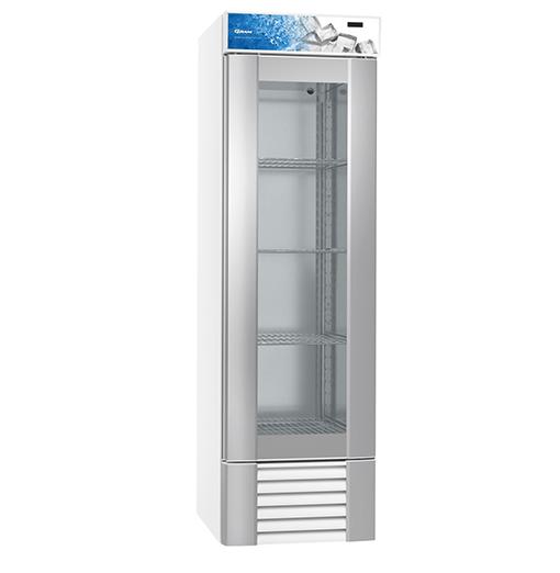 Gram ECO MIDI FG 60 LLG 4W Glass Door Freezer