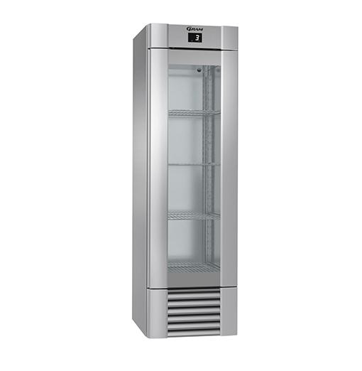 Gram ECO MIDI KG 60 CCG 4S K Glass Door Refrigerator