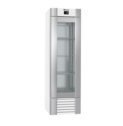 Gram ECO MIDI KG 60 LLG 4W K Glass Door Refrigerator