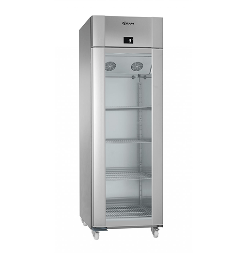 Gram ECO PLUS KG 70 CAG C1 4N Glass Door Refrigerator