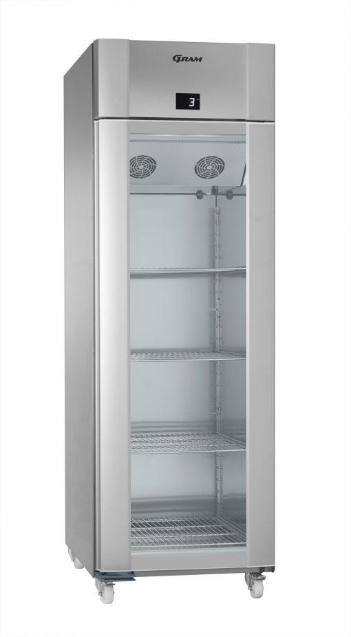 Gram ECO PLUS KG 70 CAG C1 4N Glass Door Refrigerator