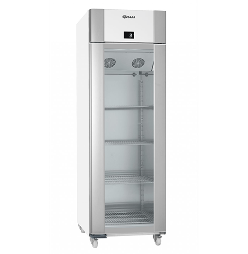 Gram ECO PLUS KG 70 LAG C1 4N Glass Door Refrigerator