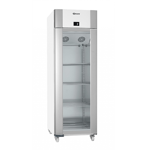 Gram ECO PLUS KG 70 LCG C1 4N Glass Door Refrigerator