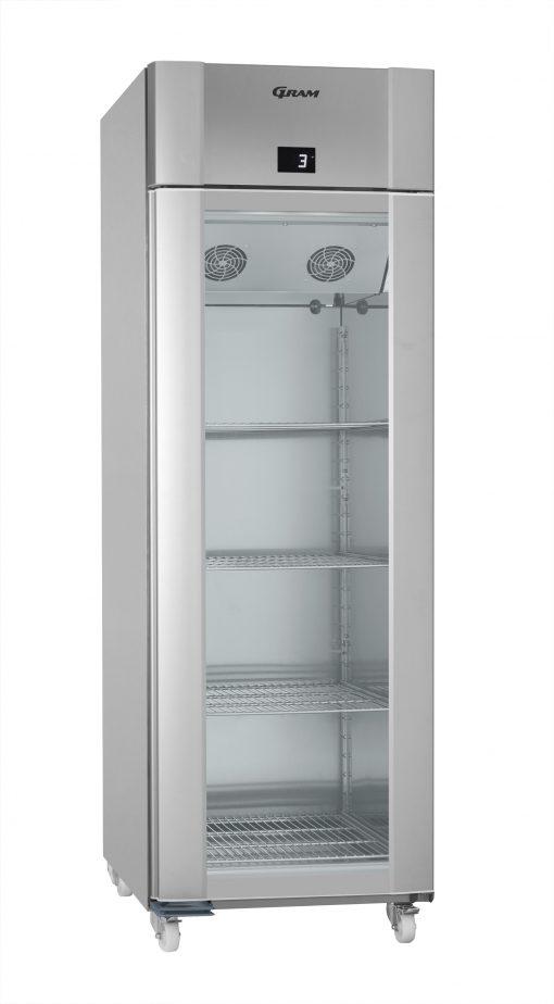 Gram ECO PLUS KG 70 RCG C1 4N Glass Door Refrigerator