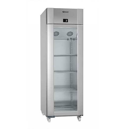 Gram ECO PLUS KG 70 RCG C1 4N Glass Door Refrigerator