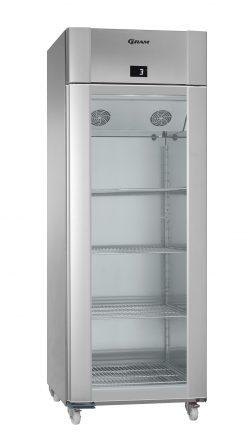 Gram ECO TWIN KG 82 CCG C1 4N Glass Door Refrigerator