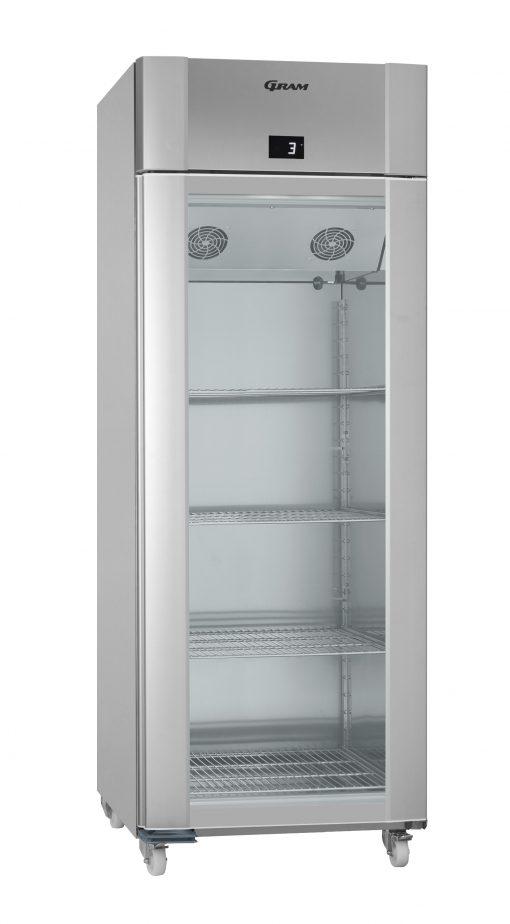 Gram ECO TWIN KG 82 RAG C1 4N Glass Door Refrigerator