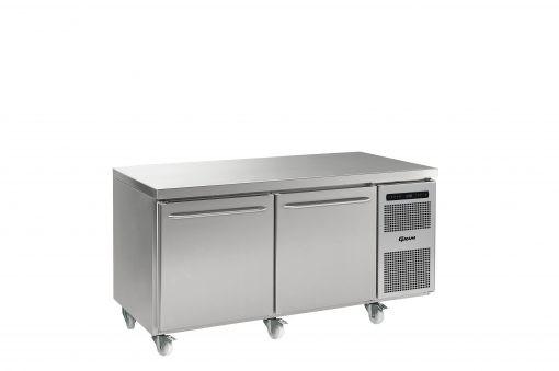 Gram GASTRO F 1808 CSG A DL DR C2 U freezer counter