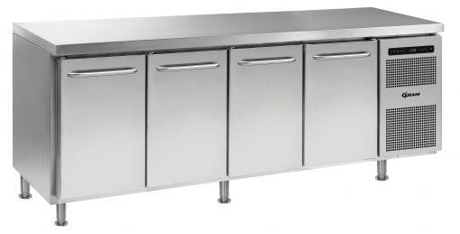 Gram GASTRO F 2207 CMH AD DL/DL/DL/DR LM freezer counter