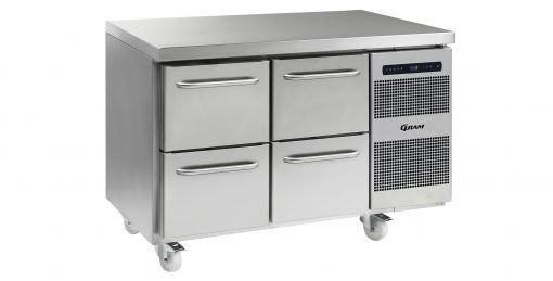 Gram GASTRO K 1407 CSG A 2D/2D C2 Refrigerated counter