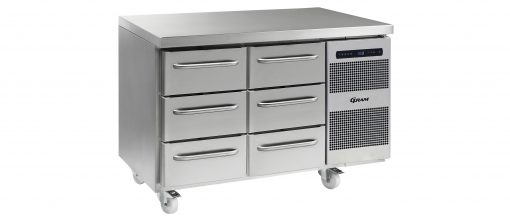 Gram GASTRO K 1407 CSG A 3D/3D C2 Refrigerated counter
