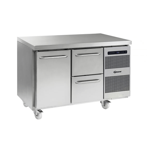 Gram GASTRO K 1407 CSG A DL 2D C2 Refrigerated counter