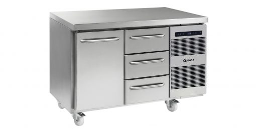 Gram GASTRO K 1407 CSG A DL/3D C2 Refrigerated counter