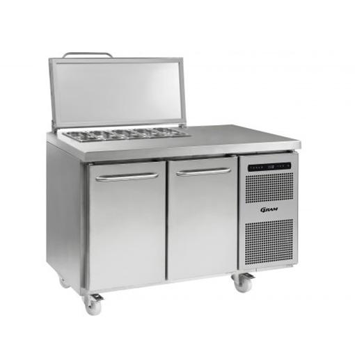 Gram GASTRO K 1407 CSG PT DL DR C2 Refrigerated counter