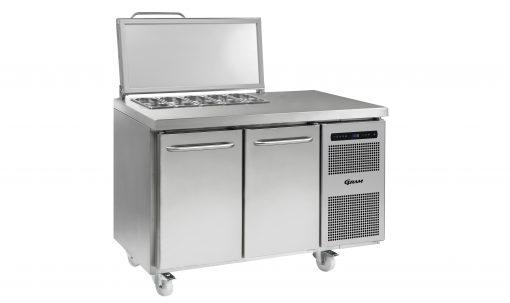 Gram GASTRO K 1407 CSG SL DL/DR C2 Refrigerated counter