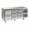 Gram GASTRO K 2207 CSG A DL/DL/2D/2D C2 Refrigerated counter