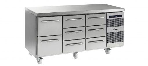 Gram GASTRO K 1807 CSG A 2D/3D/3D C2 Refrigerated counter