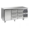 Gram GASTRO K 1808 D CSG A DL DR C2 U Refrigerated counter